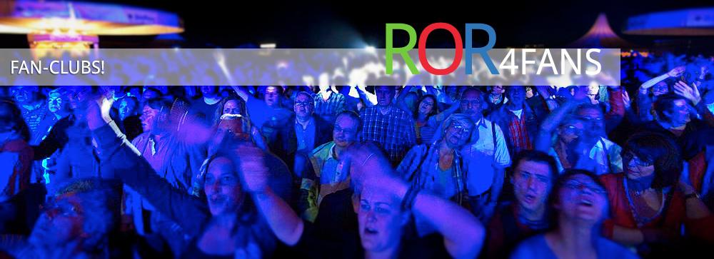 ROR4Fans - Fanclubs für das Rockorchester Ruhrgebeat