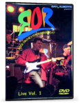 [DVD] ROR Live DVD Vol. 1
